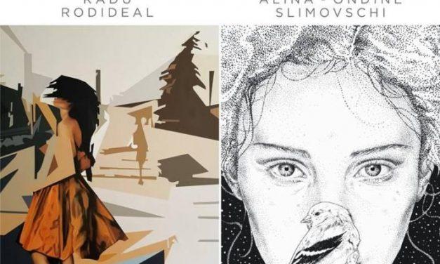 Aniversarea de 7 ani Art Yourself Gallery: Radu Rodideal și Alina-Ondine Slimovschi