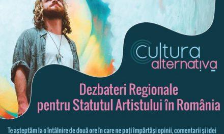 Dezbatere privind statutul artistului la București @ Cultura Alternativă