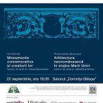 """Conferință dedicată Centenarului Marii Uniri @ Centrul Cultural """"Palatele Brâncovenești de la Porțile Bucureștiului"""""""