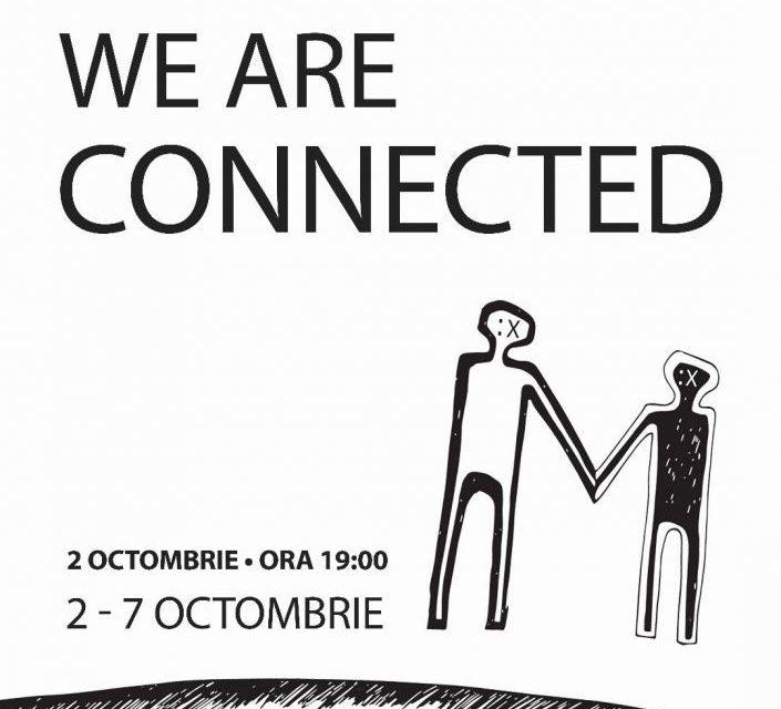 Expoziţie Mircea Moroianu WE ARE CONNECTED @ Galeria Galateca, București