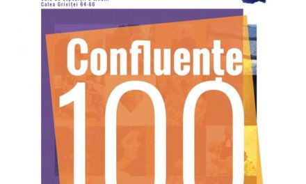 ExpozițiaConfluențe 100/ Confluences 100 @ Muzeul Național al Literaturii Române