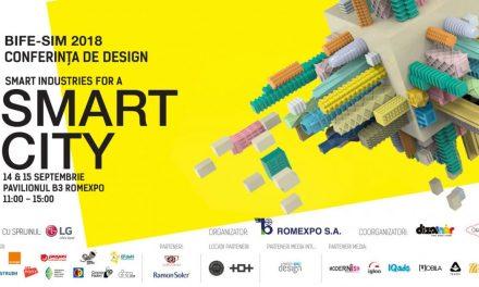 Conferința Smart Industries for a Smart City, Romexpo, București