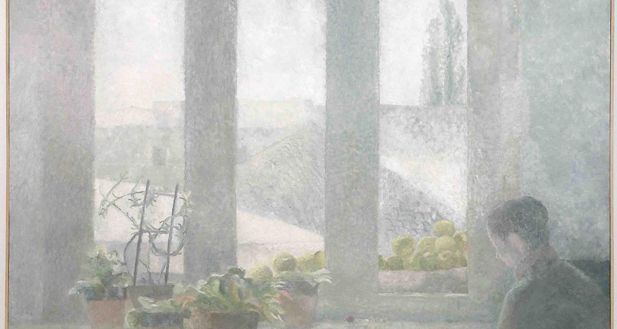 """Expoziția """"Ascult și privesc"""" a pictorului Horea Paștina, prezentă la Galeria ICR Lisabona"""