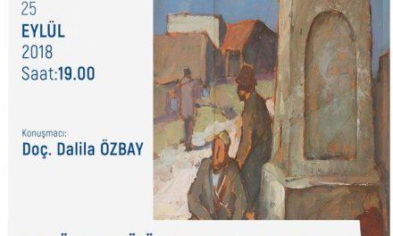 Influențe orientale în arta plastică românească după formarea României Mari – prelegere la ICR Istanbul