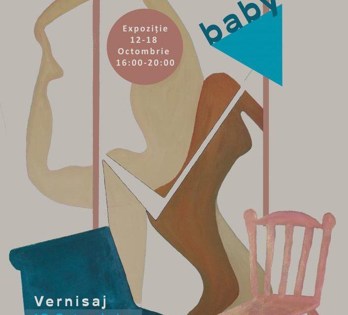 """""""NOBODY'S BABY"""", Noemi Roswita Hans @ Misc. Centru de Arte Diverse"""