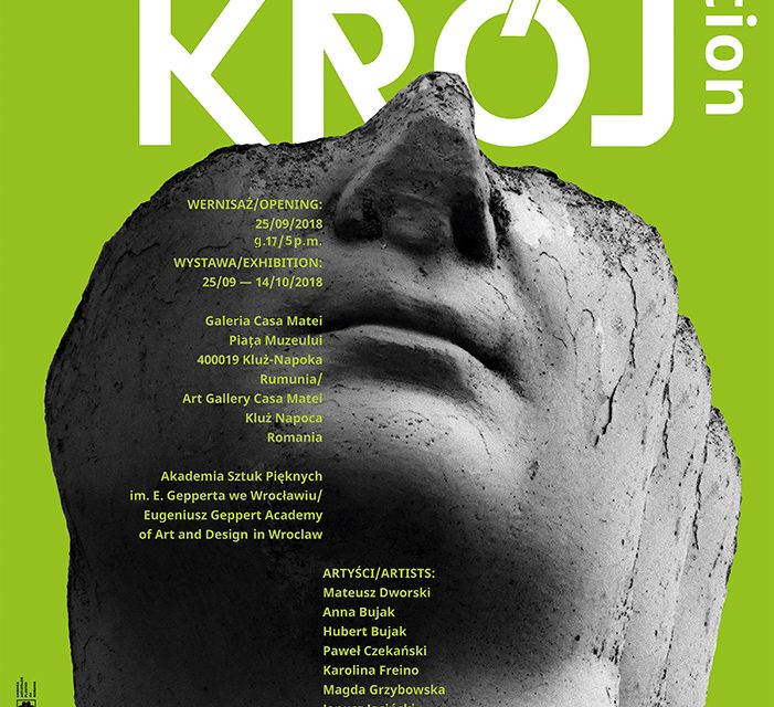 O nouă expoziție la Galeria Casa Matei din Cluj-Napoca – sculptură poloneză