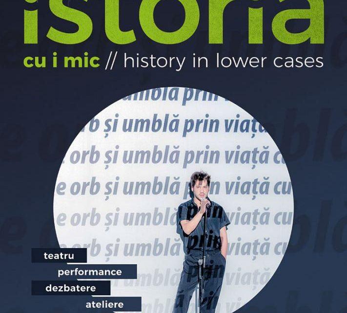 istoria cu i mic. Platforma Internațională de Teatru București #5