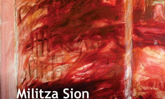 """Expoziție de pictură şi grafică """"Militza Sion, Atelier Roma"""" @ Galeria Romană, București"""