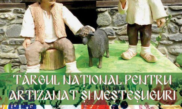 """Târgul Național pentru Artizanat și Meșteșuguri 2018 @ Muzeul Naţional al Satului """"Dimitrie Gusti"""""""