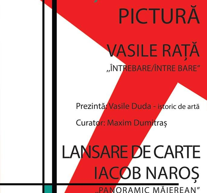 VASILE RATA – INTREBARE / INTRE-BARE @ Forma și Dialog – MCSB