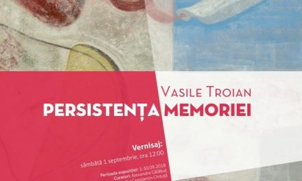 Vasile Troian – Persistența Memoriei la Muzeul de Artă Contemporană Brukenthal
