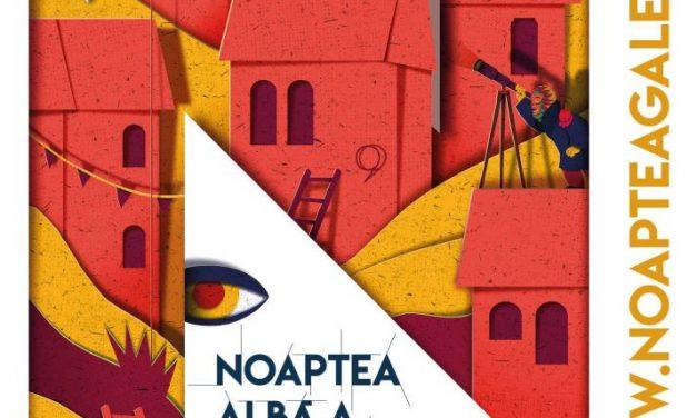 Noaptea albă a galeriilor din Iași 2018