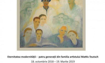 """""""Eternitatea modernității – patru generații din familia artistului Mattis-Teutsch"""" @ Muzeul de Artă Timișoara"""