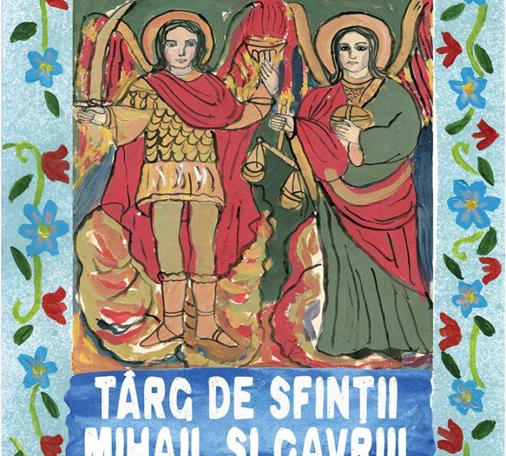 Târgul de Sfinții Mihail și Gavriil @ Muzeul Național al Țăranului Român