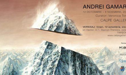 Andrei Gamarț – Solo show @ Calpe Gallery, Timișoara