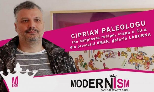 "Ciprian Paleologu ""The Happiness Recipe"""