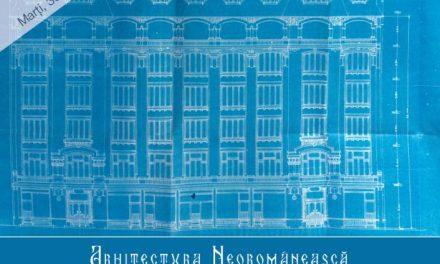 """Conferința """"Arhitectura neoromânească după Marea Unire"""", susținută de dr. arh. Ruxandra Nemțeanu @ Casa de cultură """"Friedrich Schiller"""", București"""