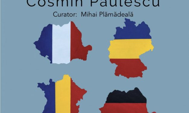 """Cosmin Paulescu, COZO: expoziţia """"Noile Migraţii"""" și performance-ul """"48%"""" @ Galeria Contemp, București"""