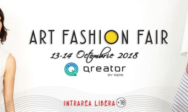 Art Fashion Fair 13-14 Octombrie 2018