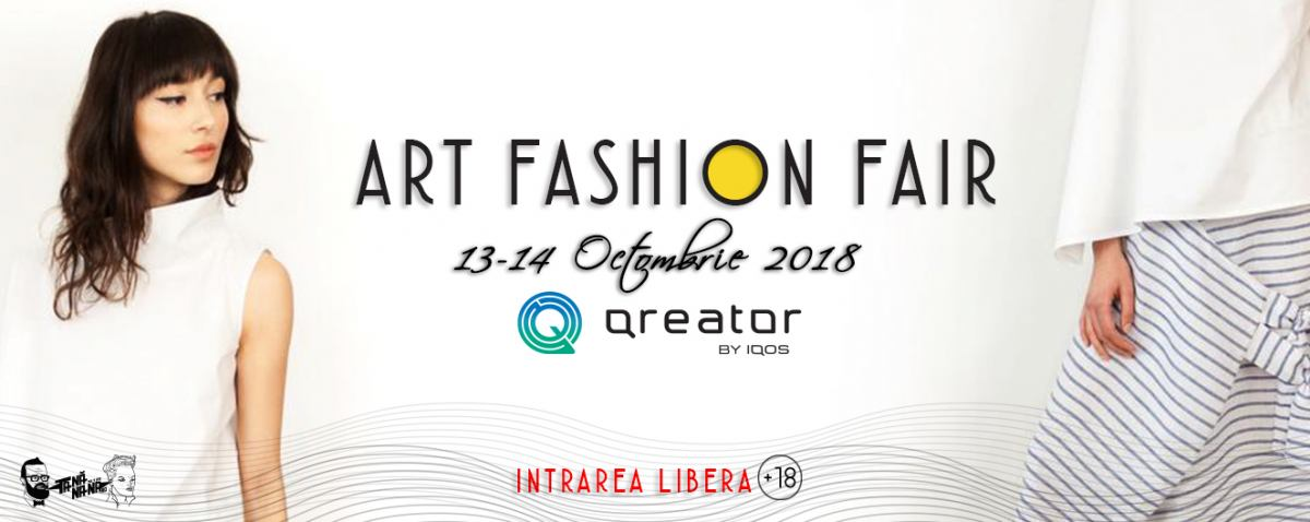 Art Fashion Fair 13-14 Octombrie 2018