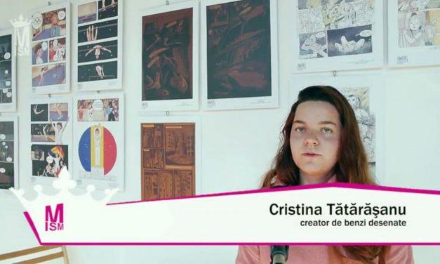 Cristina Tătărășanu – Documentarele artelor grafice românești & BD
