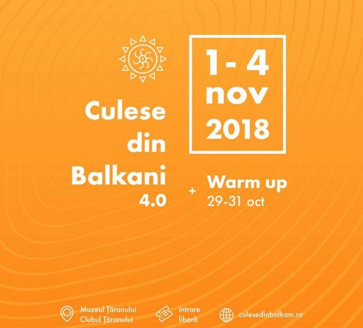 Hai la Culese din Balkani: filme documentare, Antropologia sarmalei, Ziua Pitei, #MadeInTurkey, tarafuri țigănești și multe alte evenimente balcanice