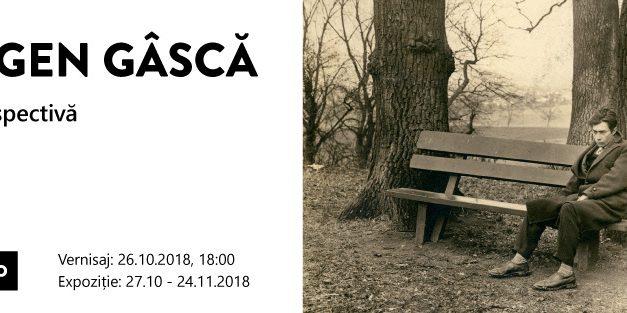 """Expoziția """"Eugen Gâscă. Retrospectivă"""" @ Galeria Quadro, Cluj"""
