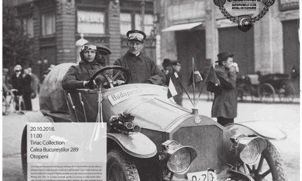 "Expoziția ""Hai la aventură! – Cursa Budapesta-Constantinopol, 1912"" @ Țiriac Collection, Otopeni"