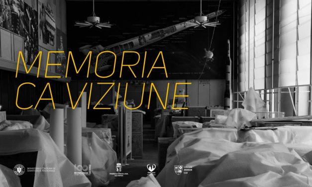 ExpozițiaMemoria ca viziune@ Spațiile Fabricii de Pensule, Cluj-Napoca