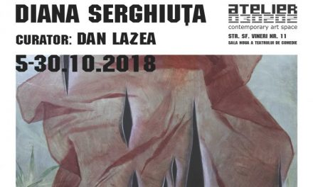 "Expoziție Diana Serghiuță ""Missing Thoughts"" @ ATELIER 030202, București"