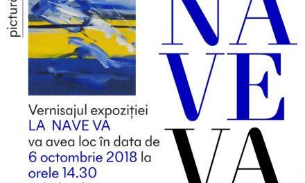 """Expoziție Lisandru Neamțu """"LA NAVE VA"""" @ Centrul Cultural """"Palatele Brâncovenești de la Porțile Bucureștiului"""""""