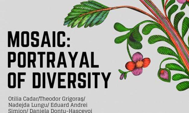 Expoziție de pictură MOSAIC: Portrayal of Diversity @ Galeriile KARO, Bacău