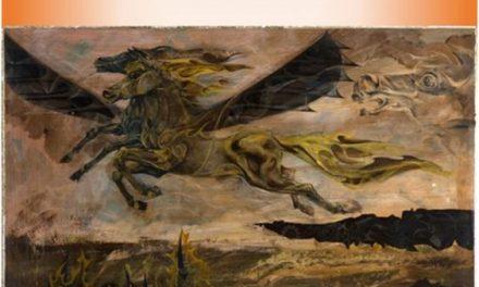 """Expoziție retrospectivă de pictură și grafică """"Nicu Russu – Arta nemuritoare"""" @ ICR Tel Aviv"""