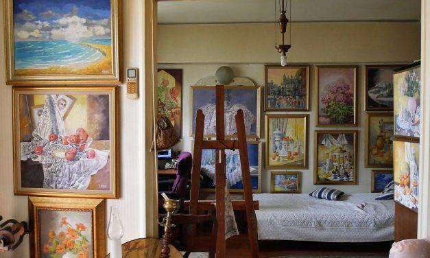 Gabriela Ricşan – vizita in atelier