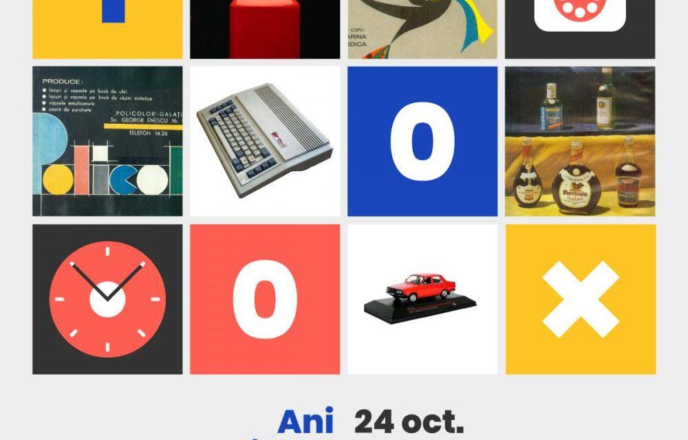 100 de obiecte de design românesc – o expoziție și un e-muzeu @ MATER, București