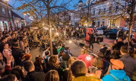 Cea mai importantă pietonală din Cluj a prins viață duminică la Jazz in the Street: peste 17.000 de oameni, în stradă