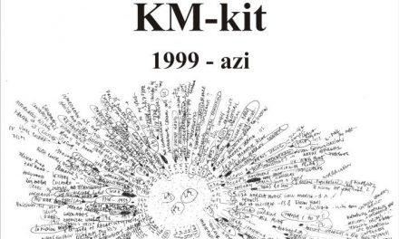 "Lia Perjovschi ""KM-kit 1999-azi"" @ Muzeul Național Cotroceni"