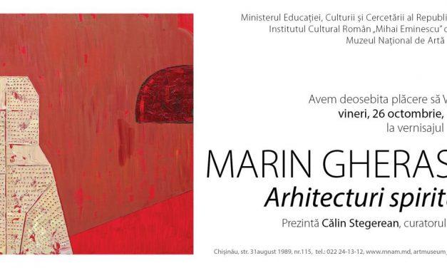 Marin Gherasim – Arhitecturi spirituale