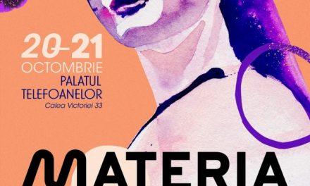 MATERIA – târg de design în piele te cheamă la creativitate!