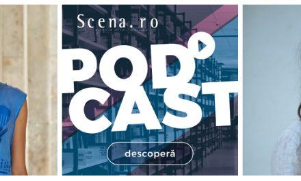 """Teatrul politic înseamnă """"istorie cu i mic"""". Podcast Scena.ro #4"""