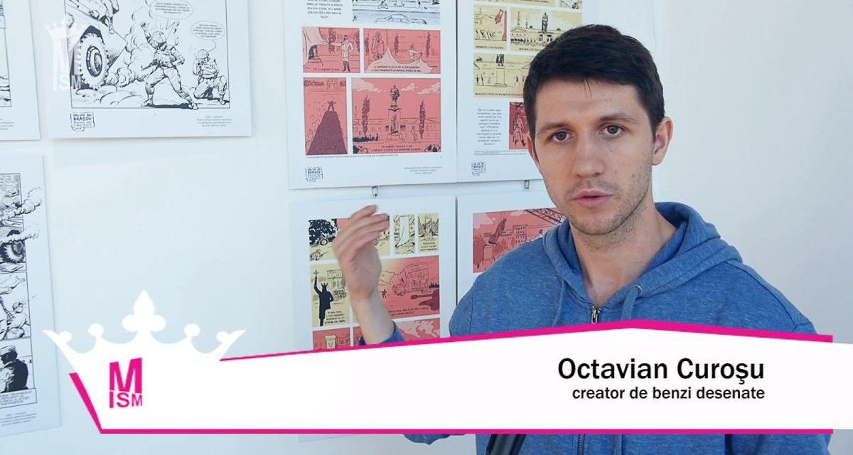Octavian Curoșu – Documentarele artelor grafice românești & BD