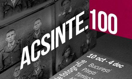ACSINTE.100  Începutul secolului 20 văzut prin ochii sergentului fotograf Costică Acsinte