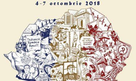 Salon BD Brașov – România 100 în benzi desenate, 4-7 octombrie 2018