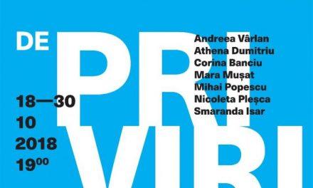 Schimburi de priviri @ Galeria UNArte, Combinatul Fondului Plastic, București
