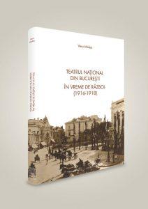Teatrul National in vreme de razboi_Vera Molea_coperta (web)