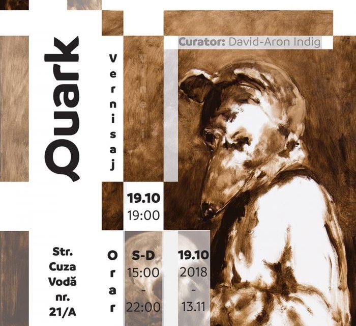 "Expoziție Tudor Frâncu ""Ad Absurdum"" @ Quark Gallery, Oradea"