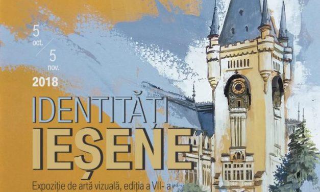 """Expozitia de arta """"Identităţi ieşene"""" @ Galeriile de Artă """"Ion Neagoe"""" – Casa Corpului Didactic """"Spiru Haret"""" Iaşi"""