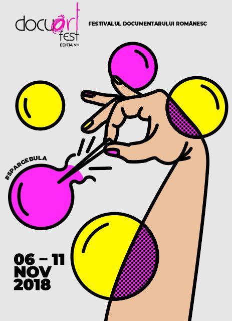 Festivalul documentarului românesc, Docuart Fest, ediția 7: selecția oficială