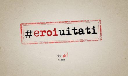 #EroiUitați: 50 de materiale video despre personalități care au produs schimbări, au creat inovații și au format exemple @ docuart.ro