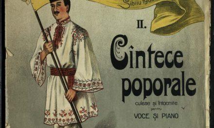 România 100 – versuri și muzici de la 1918, la Biblioteca Națională